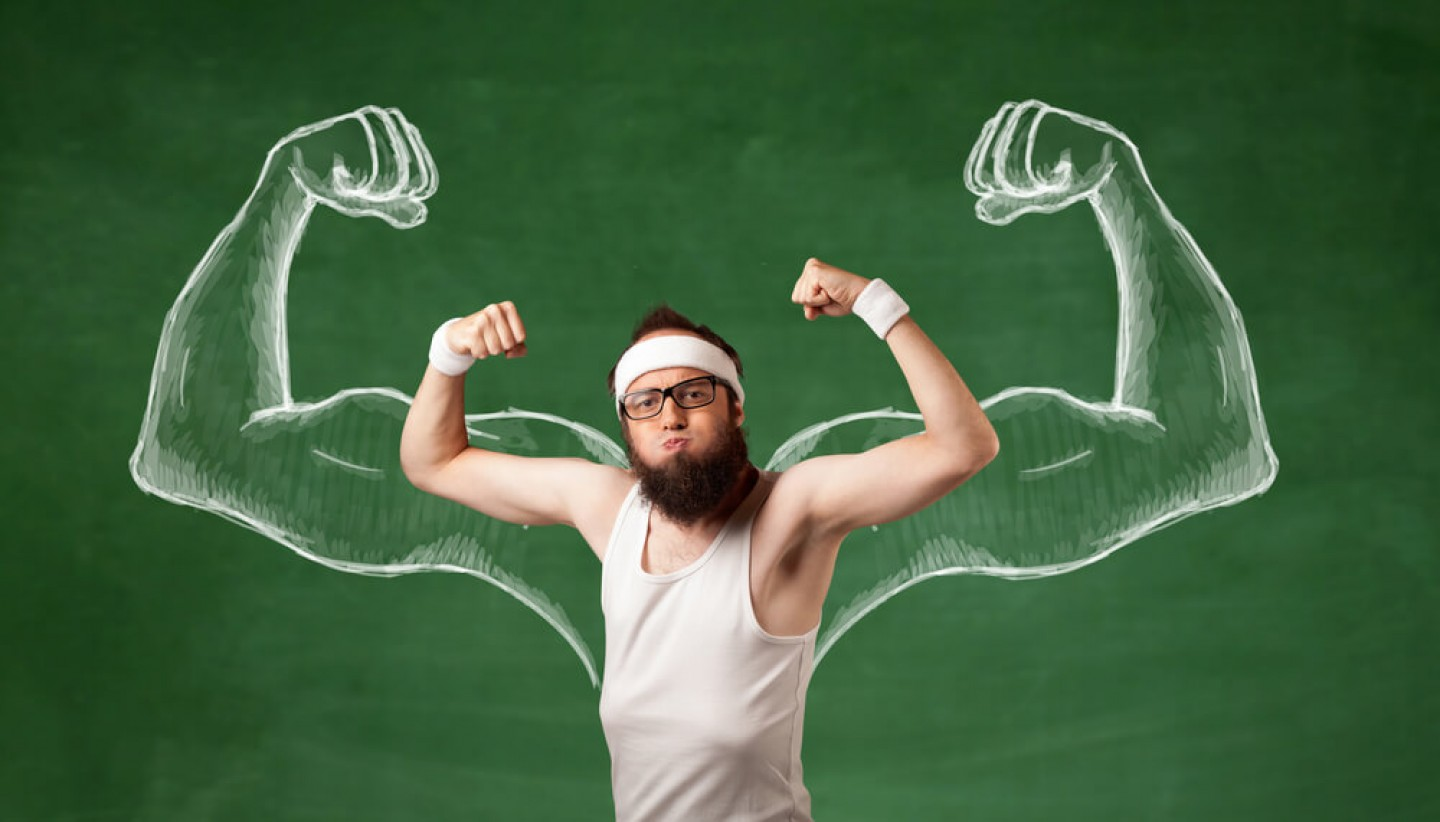 Is it Possible to Build Muscle Without Supplements