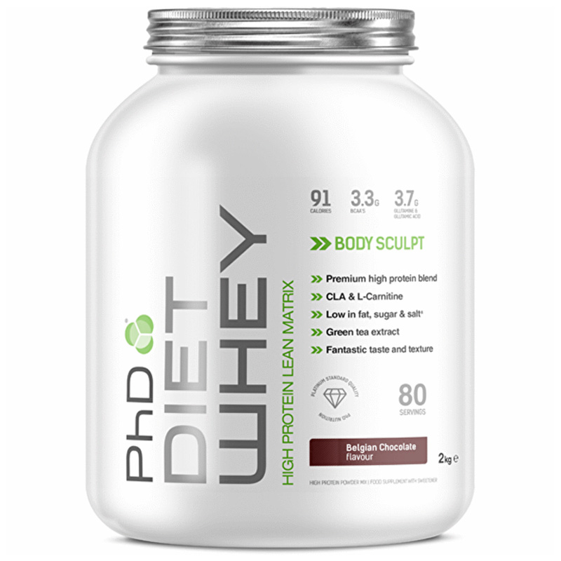 PHD Diet WHEY Review