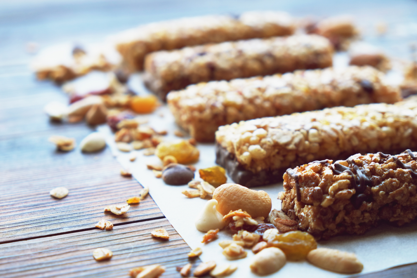 The Best Protein Bars for Muscle Gain